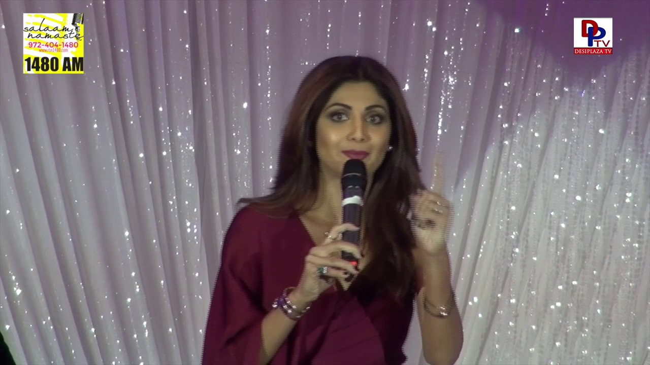 """I am the only celebrity who owns it"" - Shilpa Shetty at Women Empowerment Gala 