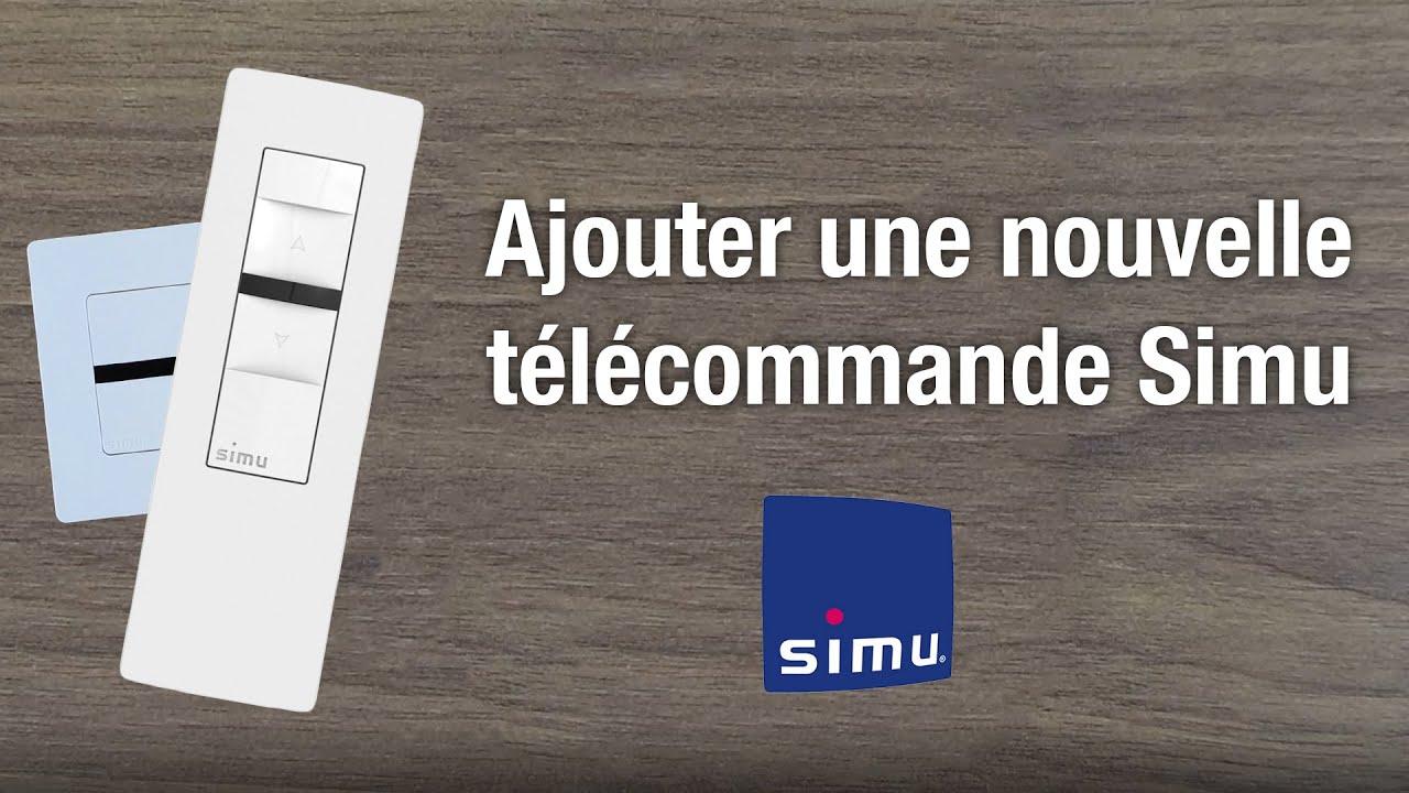Rajouter Une Nouvelle Telecommande Simu A Son Volet Roulant 100