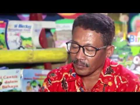 Jawa Timur - Inovasi Program Literasi, PAKEM-MIKIR, Bengkel Kerja Guru di SDN Kebondalem (subtitles)