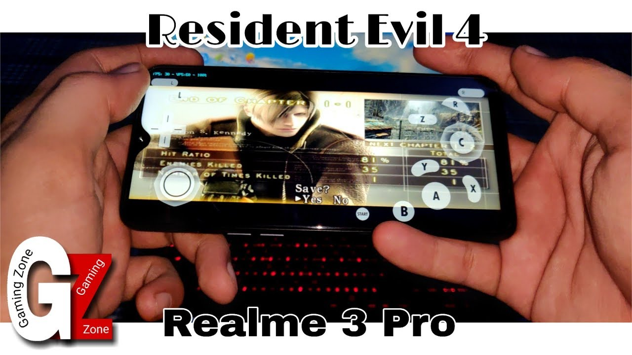 Resident Evil 4 Gameplay in Realme 3 Pro | SD 710 | Dolphin