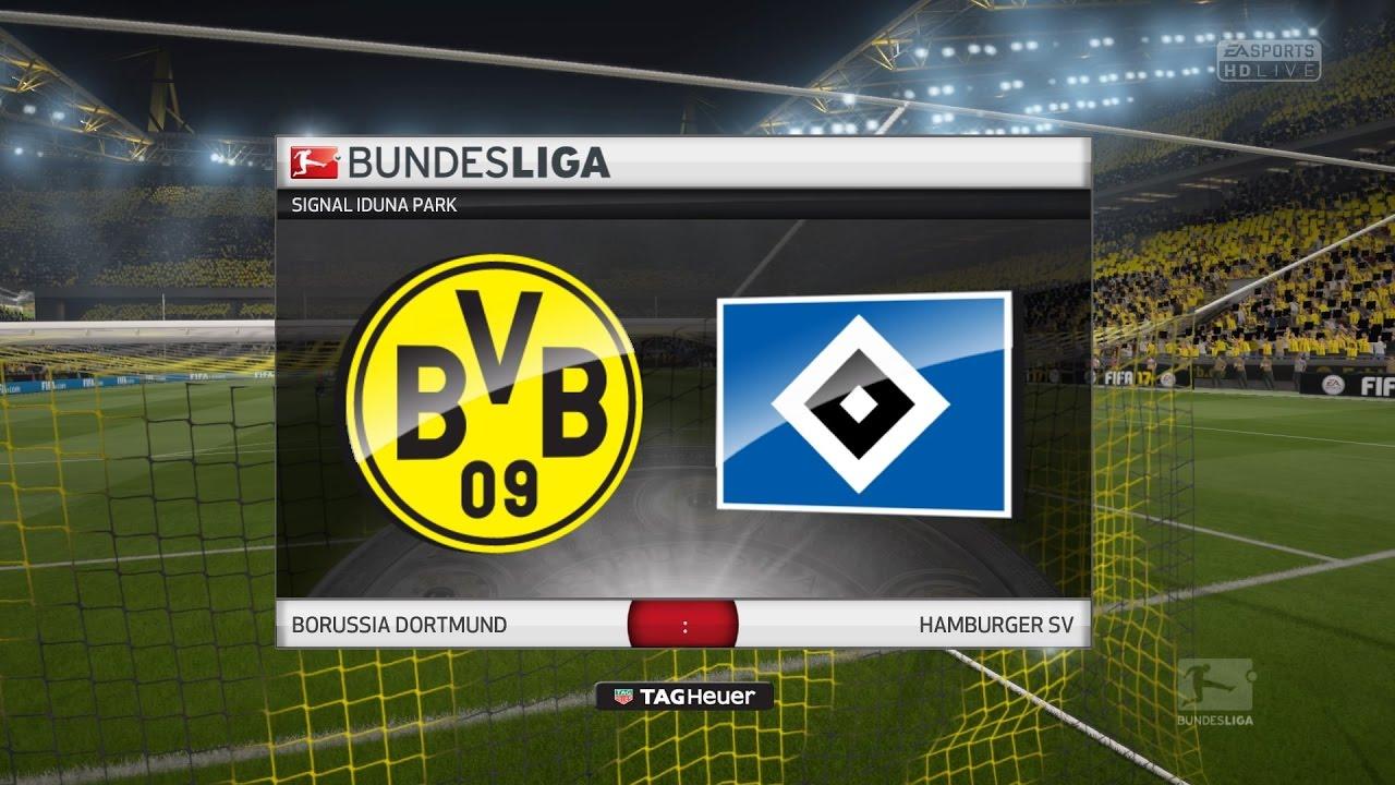 Bundesliga Spieltag 16/17