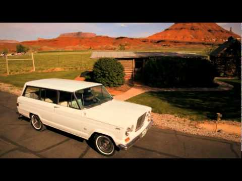 1963 Jeep Wagoneer Moab 2011 Youtube