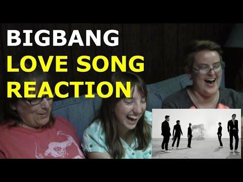 BIGBANG Marathon Part 4: Love Song MV Reaction | The Kpop Konverters