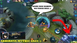FRANCO | BACK TO MYTHIC, NO ESCAPE, DIAJAK FOTO.