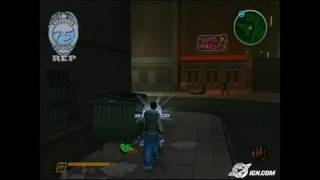 NARC PlayStation 2 Gameplay - Punch Drunk Love