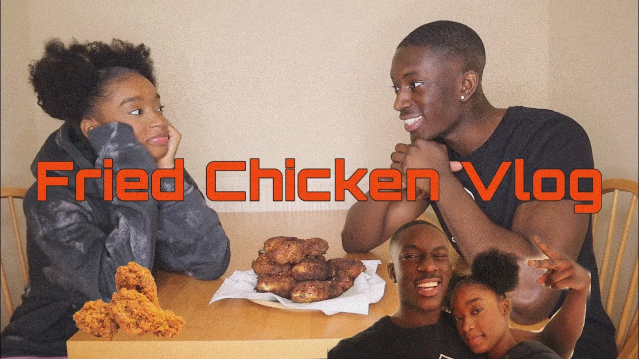 Download Fried Chicken Vlog w/ My Girlfriend (GONE WRONG!😔)
