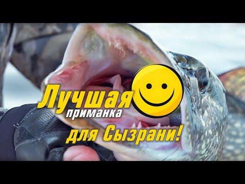 ЛУЧШАЯ приманка для Сызрани. ДЖИГ на Волге в конце сезона