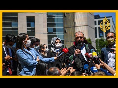 ???? ???? إسطنبول.. أولى الجلسات الغيابية لمحاكمة 20 متهما سعوديا بقتل خاشقجي  - نشر قبل 3 ساعة