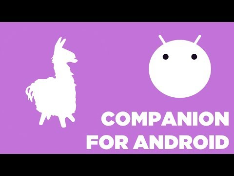 Companion For Fortnite Android | Review
