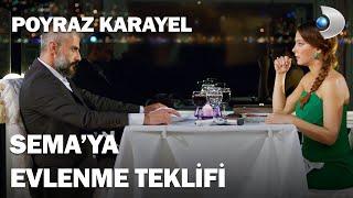 Download lagu Sefer, Sema'ya Evlenme Teklifi Ediyor! - Poyraz Karayel 25.Bölüm