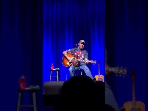Aaron Lewis, So Far Away, Songs and Stories tour, Kansas City