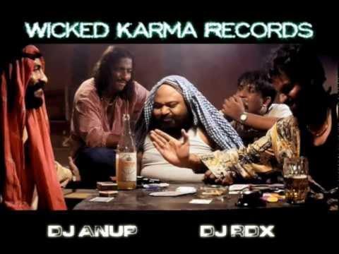 Kallu Mama - Mumbai ka King mix by DJ Anup and DJ RDX