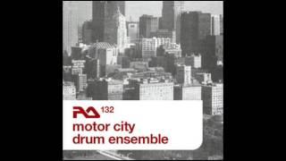 Motor City Drum Ensemble - Resident Advisor Podcast 132