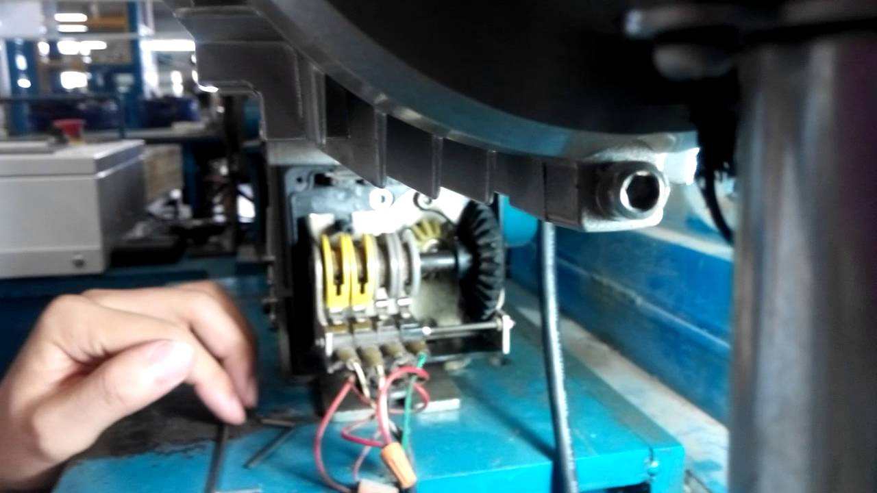 How To Adjust Limit Switch Of The Sectional Door Operators