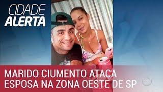 Marido ciumento assassina esposa na Zona Oeste de São Paulo