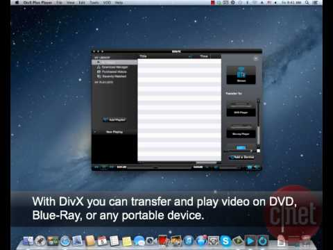 DivX Plus for Mac - Play, create, and stream high-quality video - Download Video Previews
