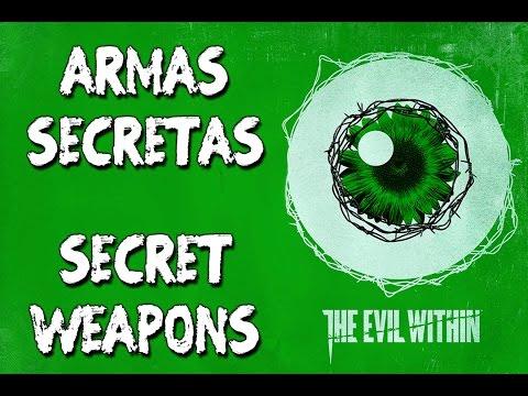The Evil Within - Armas secretas - YouTube
