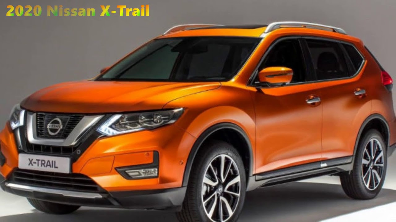 2020 Nissan X Trail - YouTube