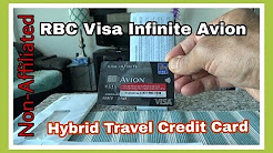 RBC Visa Infinite Avion Credit Card Review | Non-Affiliated | Financial Author Ahmed Dawn