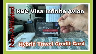 RBC Visa Infinite Avion Credit Card Review | Non-Affiliated
