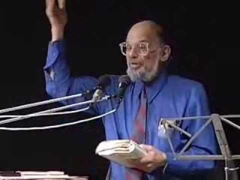 Allen Ginsberg, 3.12.1993