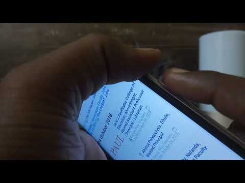 How to take screenshot in Tecno Camon i ACE IN 1