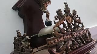 10/3/19. Bán 8 treo tường (Cúc cu, tạ lê, tạ khúc) của Đức. (Nhật bãi) Toàn 0947350055