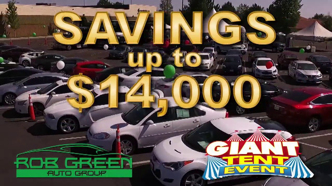 Rob Green Buick GMC Giant Tent Event   Final Days    YouTube Rob Green Buick GMC Giant Tent Event   Final Days