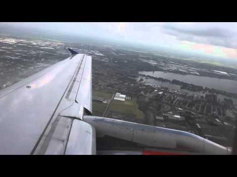 SAS Scandinavian Airlines A320 (SE-RJE) Amsterdam - Copenhagen