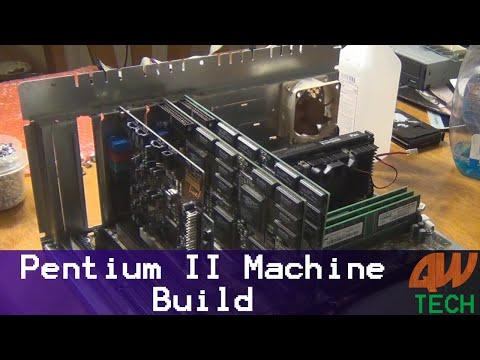 Pentium II Machine Part I - The Build