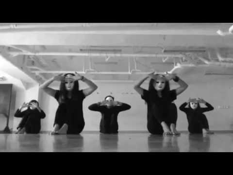 Witch dance by Mary Wigman