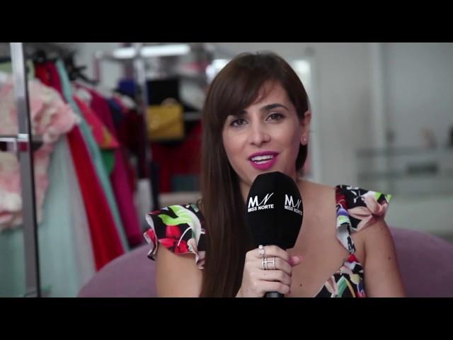 Miss Sur 2018 - Desfile noche CLARA DEL CASTILLO