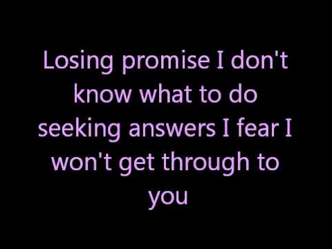 I Have to Find a Way (Oh Why) Lyrics
