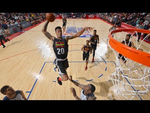 Full Highlights: Atlanta Hawks vs New Orleans Pelicans, MGM Resorts NBA Summer League | July 9