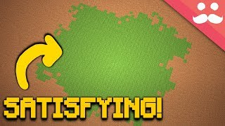 30 EXTREMELY Satisfying Moments in Minecraft!