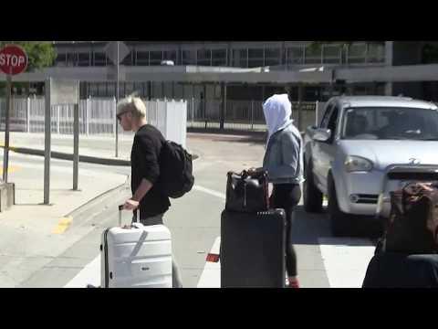 'British model - rapper DUA LIPA disappoints fans in Melbourne' 6/3/18