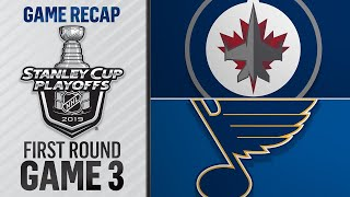 Jets score six in Game 3, cut series deficit to 2-1