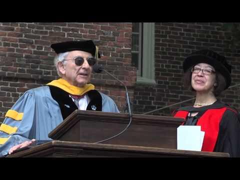Leon N Cooper Rosenberger Medal Speech