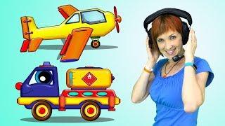 En küçük çocuklar için Eğitici çizgi film Maria ve Billy yeni bölüm...