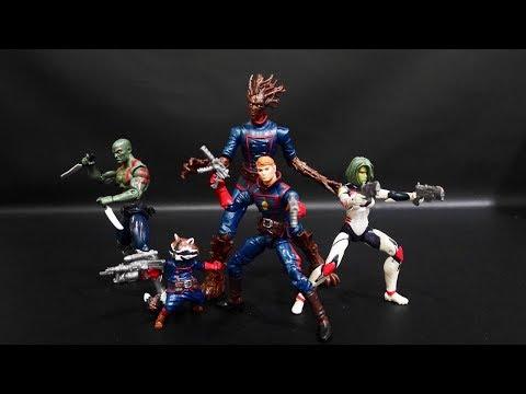 Hasbro Marvel Legends Series 4