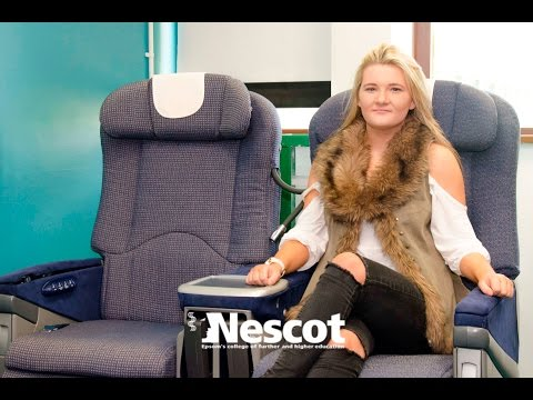 Studying at Nescot: Maisie, Level 3 Travel and Tourism