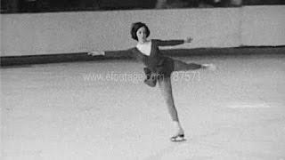 Peggy Fleming - 1966 U.S. Figure Skating Championships - Exhibition