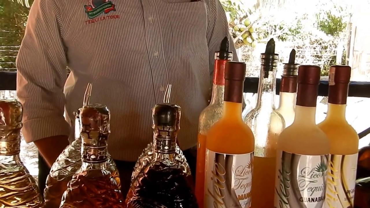 Free Tequila Tour Cozumel