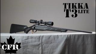 Tikka T3 Lite Review