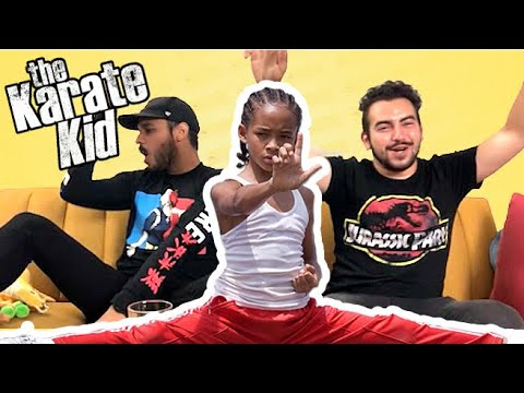 Couch Boys React: KARATE KID!