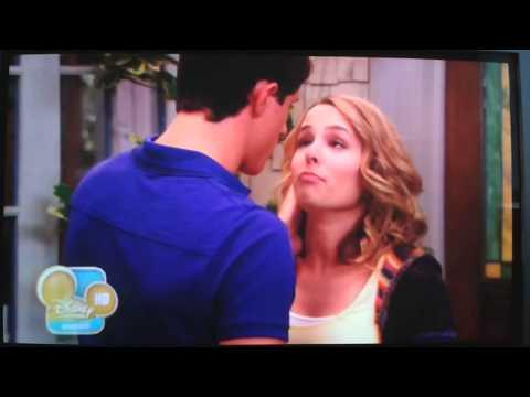 Shane Harper And Bridgit Mendler Kiss