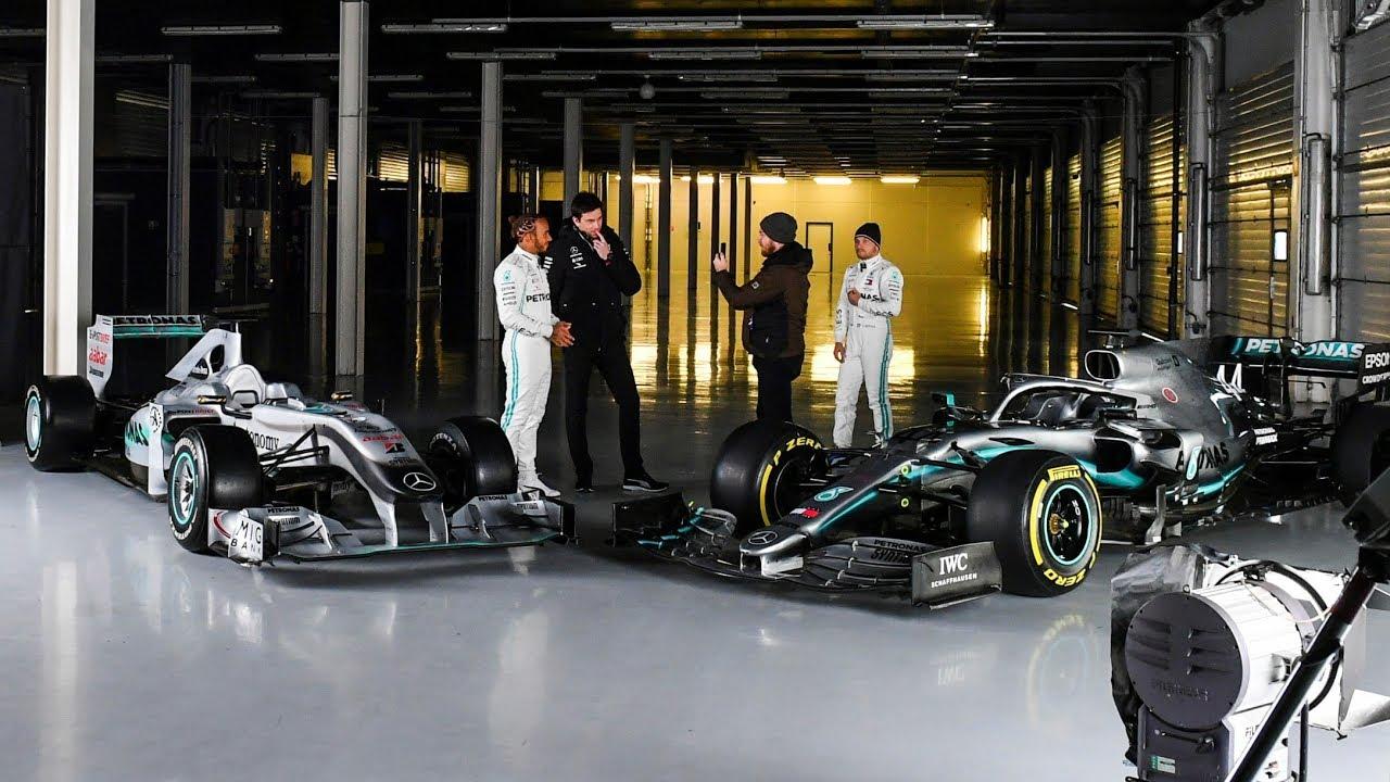Mercedes presenta el W11 en búsqueda del séptimo título de Lewis Hamilton