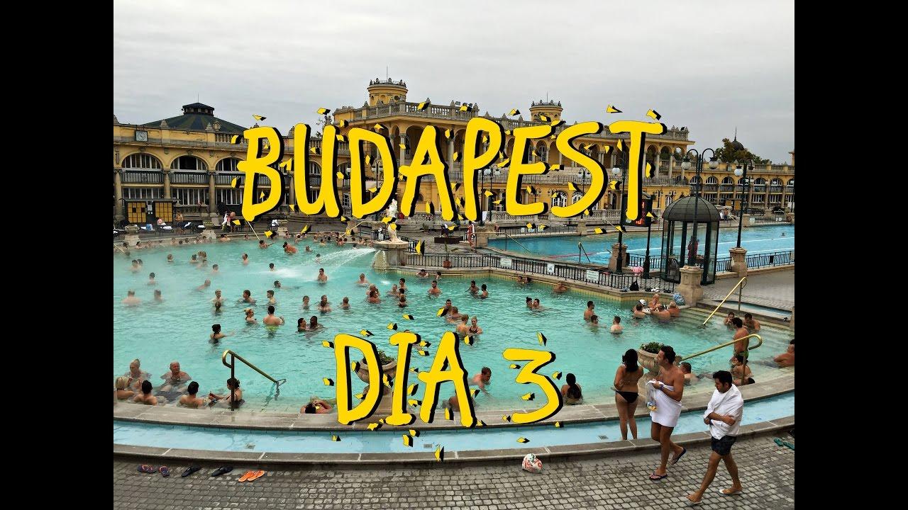 Viaje a hungria qu ver en budapest 3 ba os sz chenyi y pera de budapest youtube - Banos budapest ...