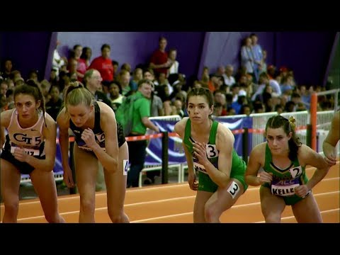 Highlights | @NDXCTF ACC Indoor Championships (2018)