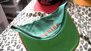 VINTAGE SNAPBACKS HATS CAPS STARTER